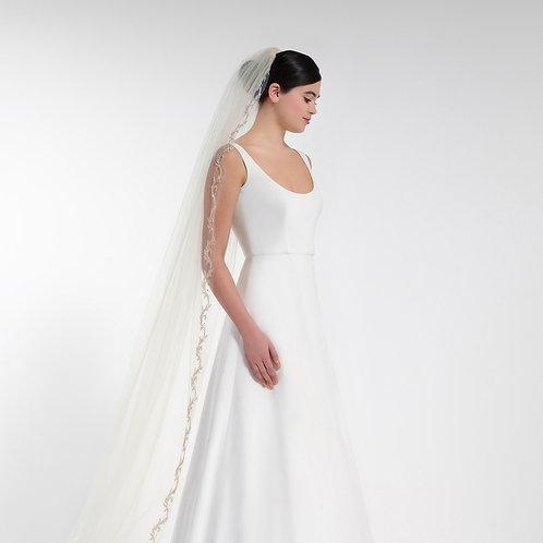 Porier Bridal Veil S214-280/1/MED