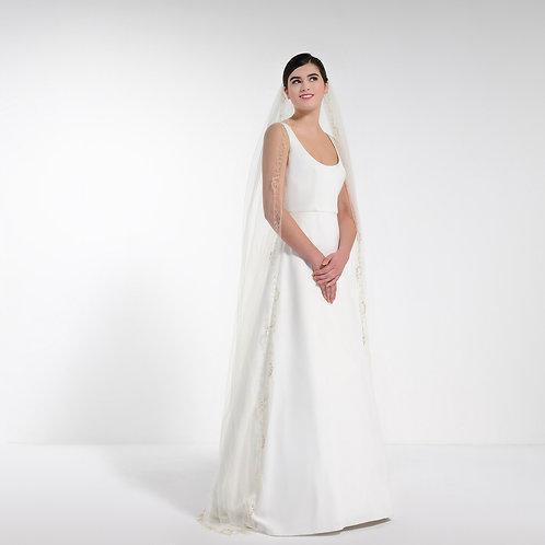 Porier Bridal Veil S218-210/1/SOFT