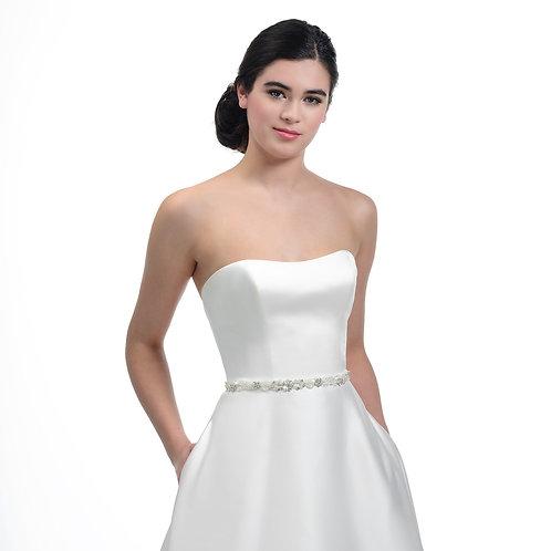 Poirier Wedding Dress Belt C1324