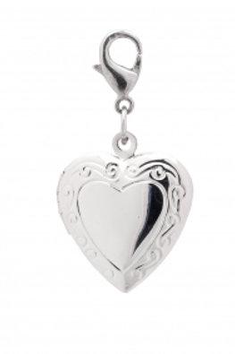 Poirier Bridal Sweetheart Locket, SH30