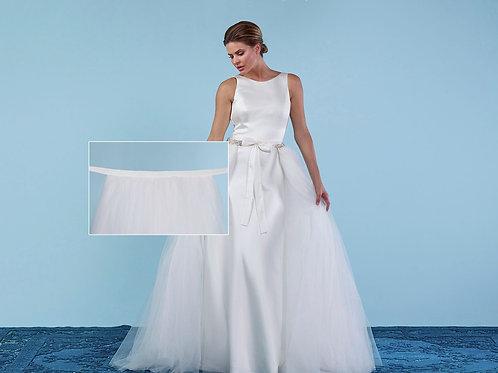 Bridal Overskirt ¦ Style S303-150