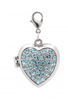 Poirier Bridal Sweetheart Locket, SH31
