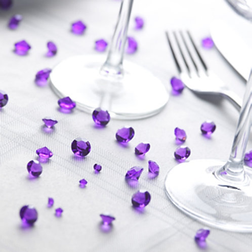 Neviti Purple Table Crystals - 100g