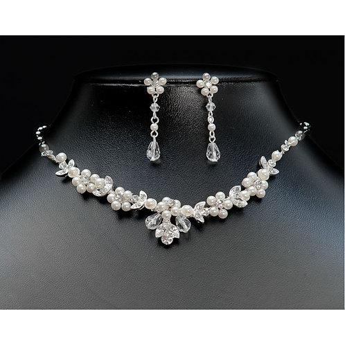Necklace & Earrings Set 1532