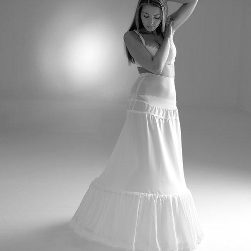 Adult Petticoat Double Hoop