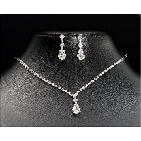 Necklace & Earrings Set 1547