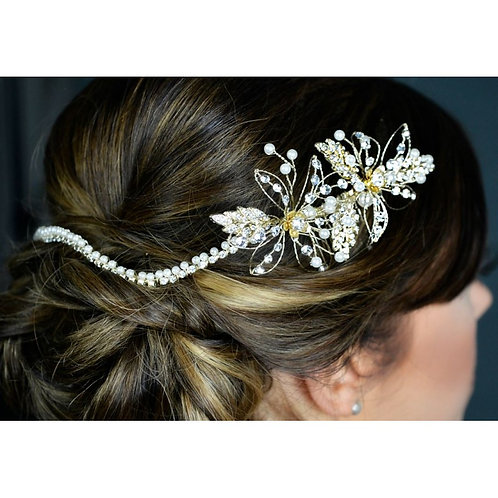 Hair Comb: Style 3007