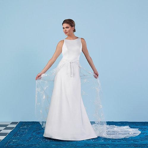 Bridal Overskirt ¦ Style S300-250