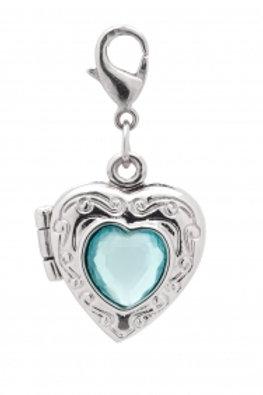 Poirier Bridal Sweetheart Locket, SH32