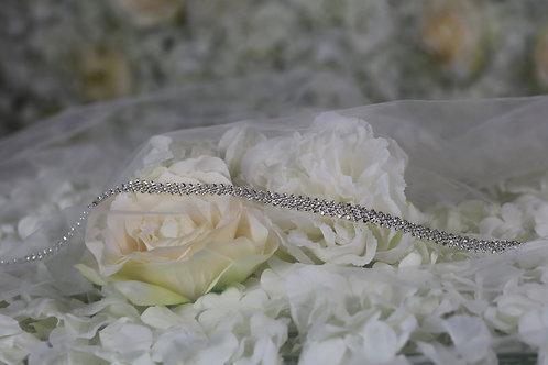 Warren York Wedding Dress Belt/Sash 008