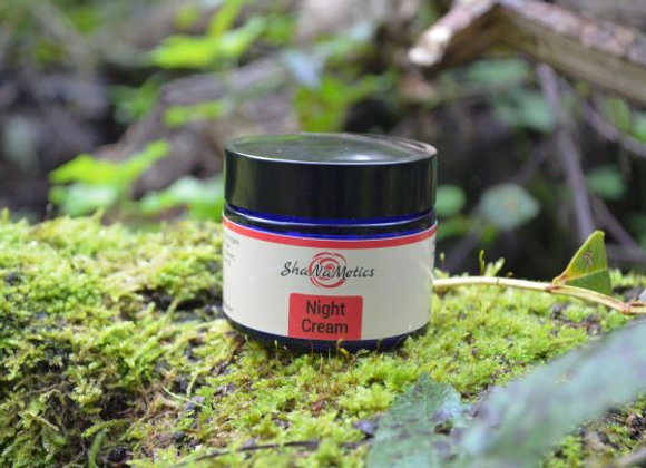 Night Cream with rosehip oil, watermelon oil, tomato oil and rose oil