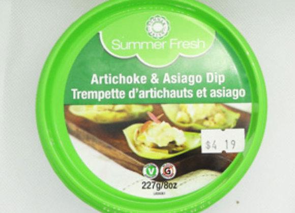 Artichoke & Asiago Dip