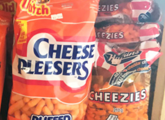 Old Dutch Cheezies