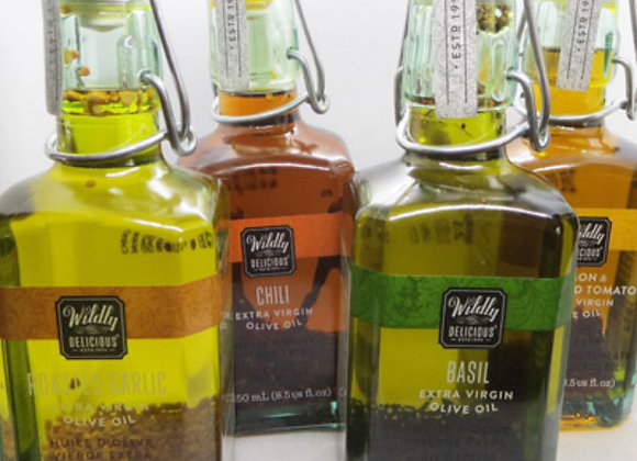 Assorted Extra Virgin Olive Oils (250mL)