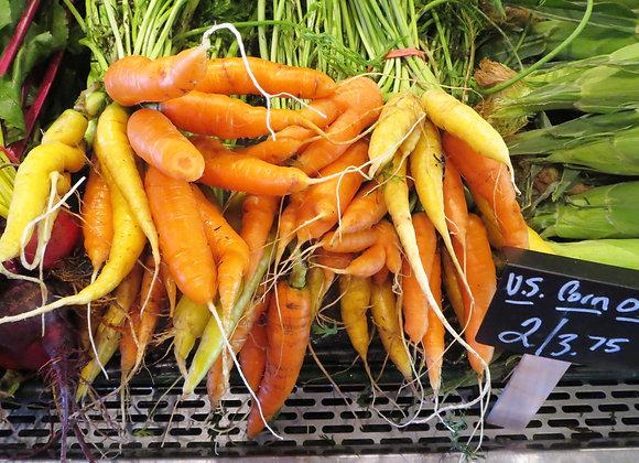 PineRidge Carrots (bunch)