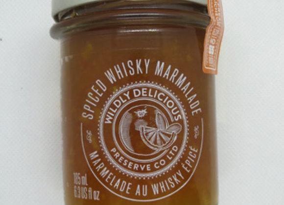 Spiced Whisky Marmalade (185g)