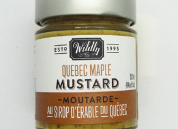 Quebec Maple Mustard (130mL)