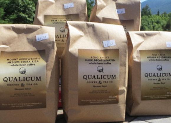 Assorted Qualicum Coffees (400g)