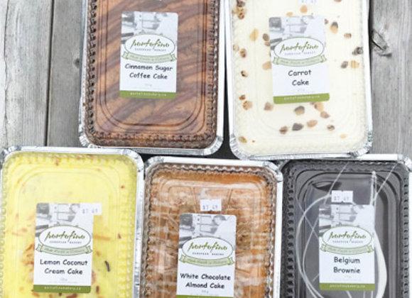 Assorted Portofino Cakes (575g)