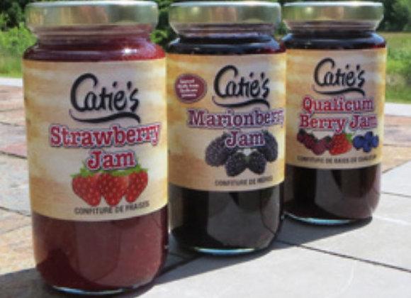 Assorted Catie's Jams (250mL)