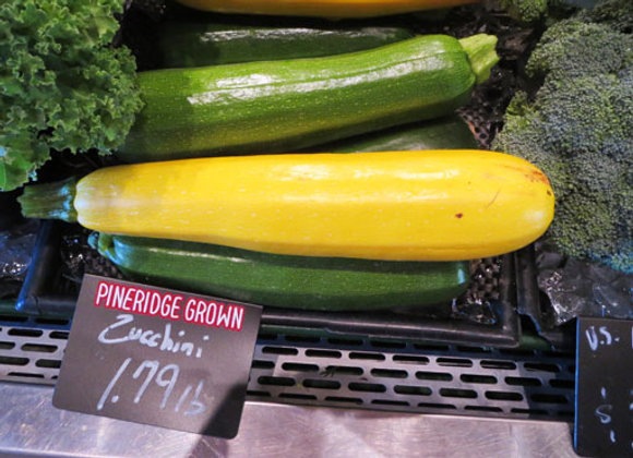 PineRidge Zucchini