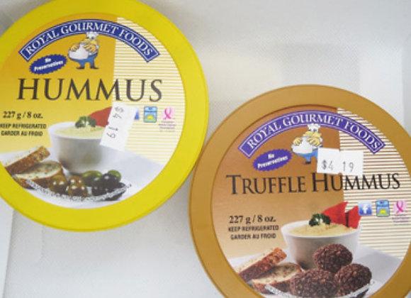 Hummus & Truffle Hummus (227g)