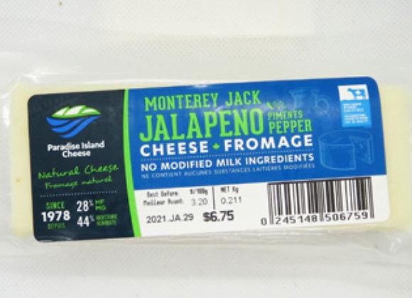 Monterey Jack Jalapeno Cheese