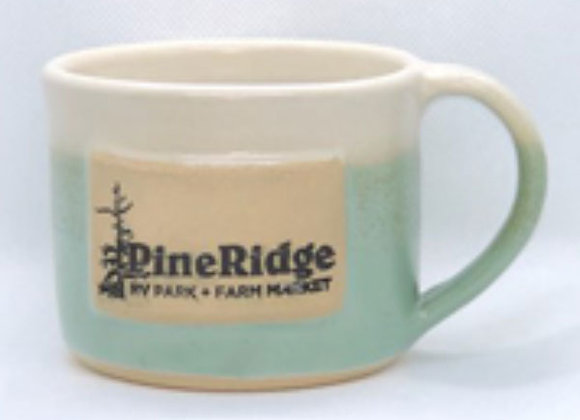 Green Espresso Cup