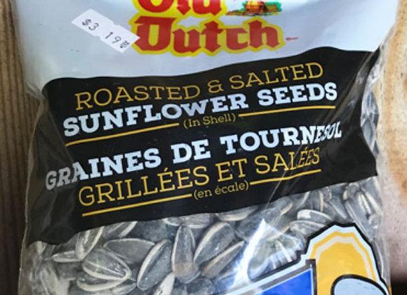 Sunflower Roasted/Salted Seeds (227g)