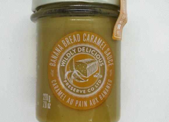 Banana Bread Caramel Sauce (220g)