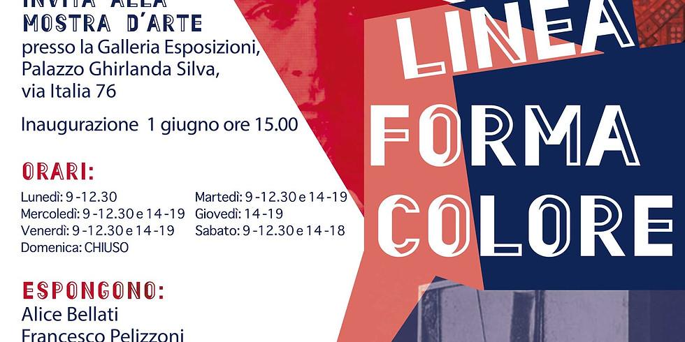 Mostra SUB ROSA edizione '19 - LINEA FORMA COLORE