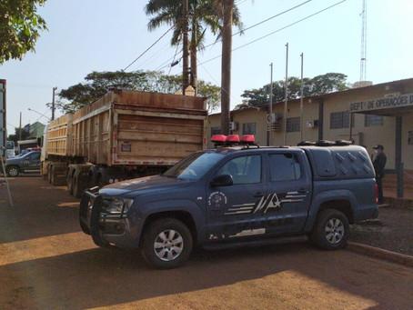 Polícia faz em MS maior apreensão de droga da história do país: 33 toneladas