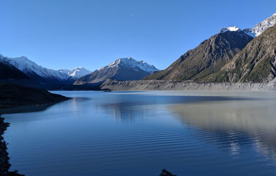 Mount Cook National Park, NZ