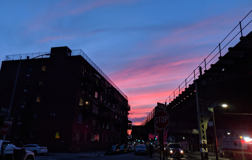 Sunset, Queens, NY