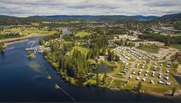 Först ut i Norge är  Telemark kanal camping.🇳🇴