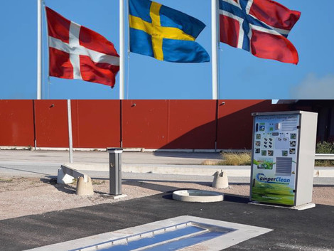 CamperClean finns nu även i Danmark och Norge