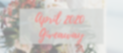 April 2020 Giveaway_Header_Large.png