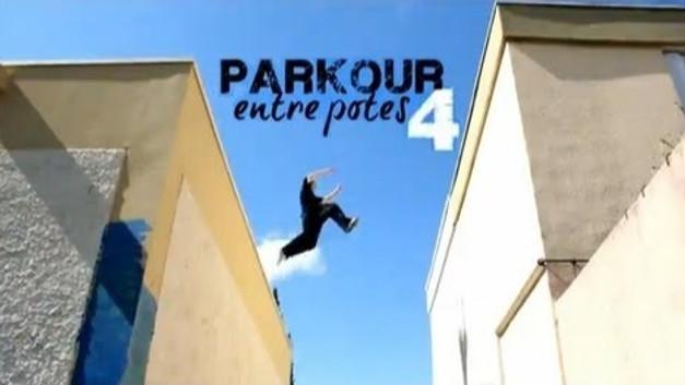 Parkour entre potes 4