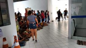 Apresentação da Guarda Municipal_Cães Adestrados