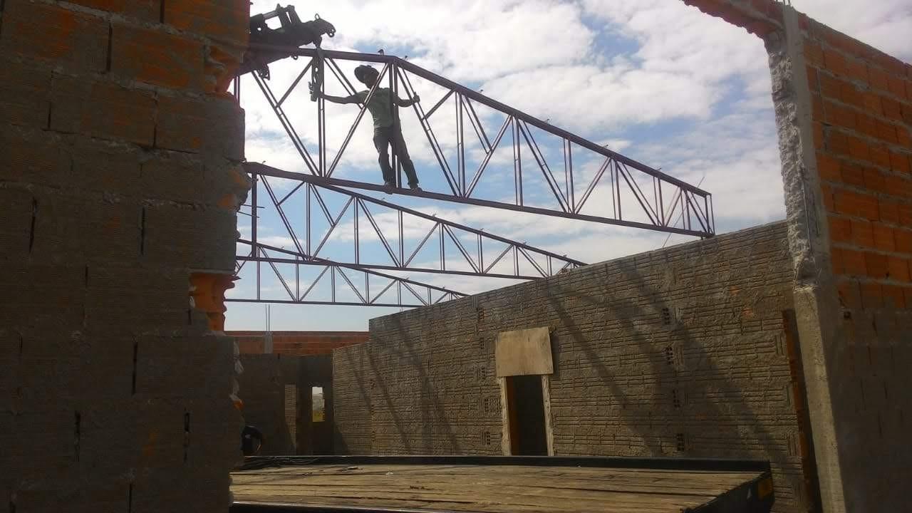 Casa da Criança em Construção - 2012/18