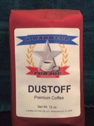 DUSTOFF- Dark Espresso Roast