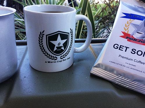 Warm Cup Mug