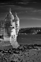 Belém Tower, on the cover of the Crazy Mind Magazine