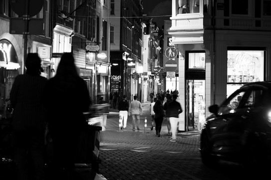 shopping streets