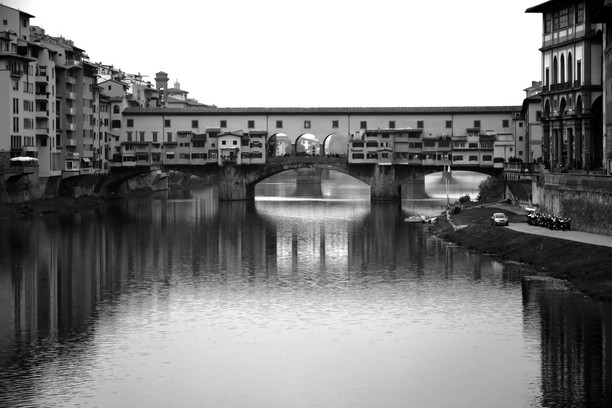 The only Ponte Vecchio