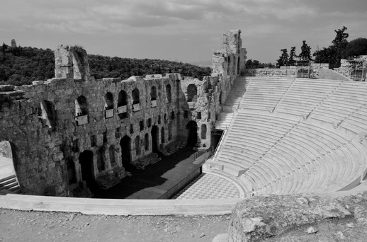 Remains Theatre of Dionysus