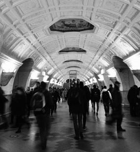 Novokuznetskaya Station