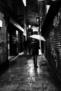 Sweet rainy nights