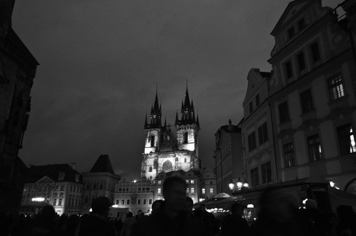 The Old Town Square and the Astronomical Clock