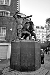 The National Firefighters Memorial